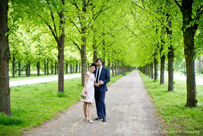 Traumhafte Hochzeitskulisse In Den Herrenhäuser Gärten Hannover
